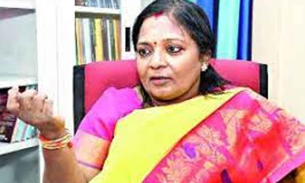 Governor Dr Tamilisai Soundararajan