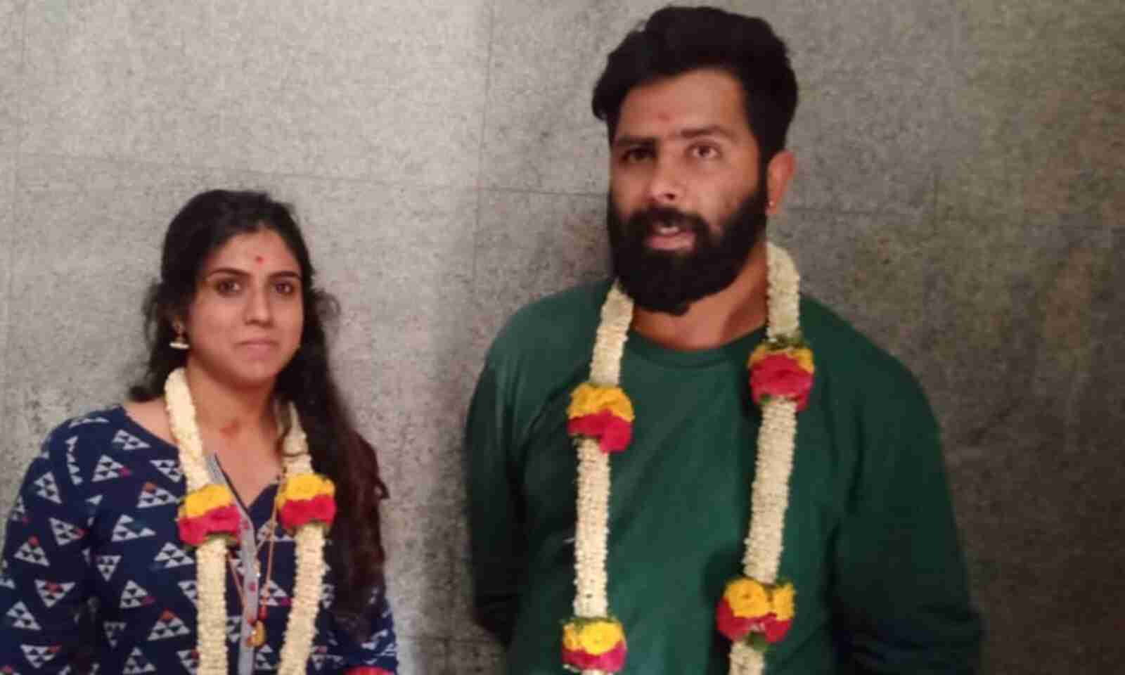 Kannada Bigg Boss Contestant Chaithra Kottur Marriage Courts Controversy
