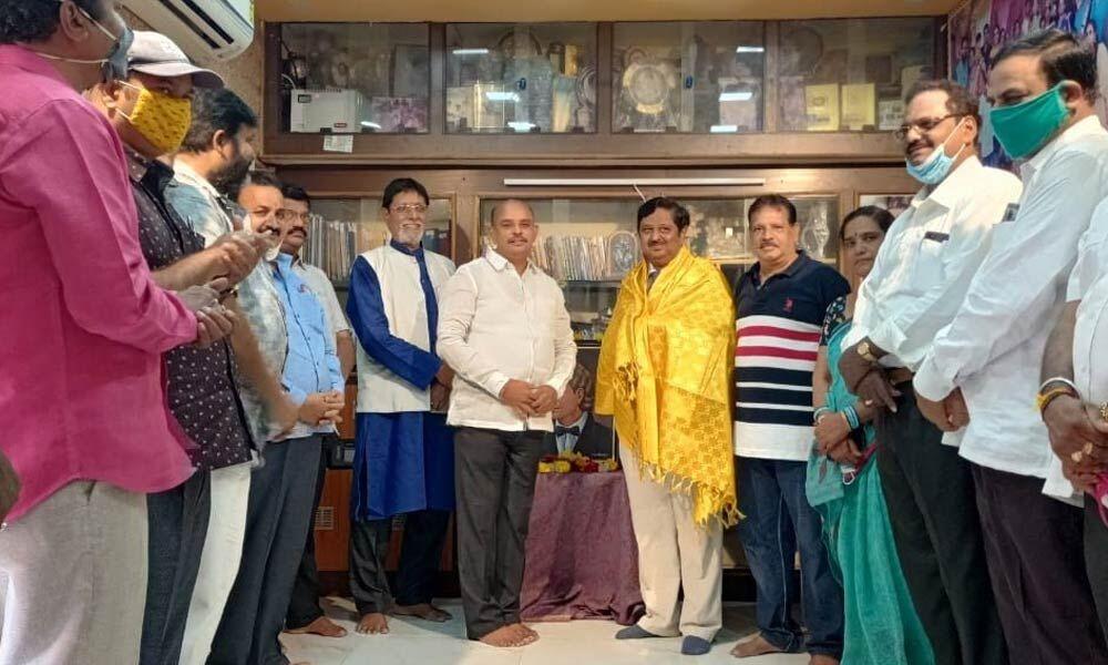 Grandson demands Bharat Ratna for tricolour designer Pingali