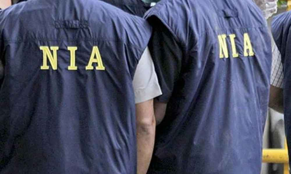 NIA searches 31 locations in Andhra, Telangana
