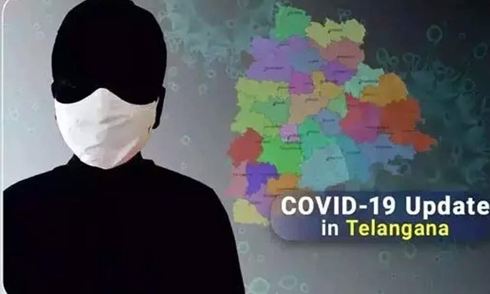 Coronavirus Update in Telangana