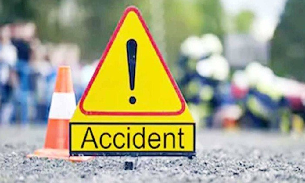 Four persons, including couple, killed in road accident in Rajasthan