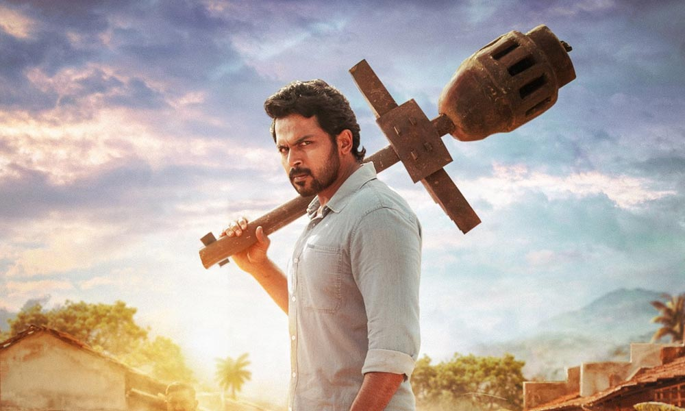 Sulthan Movie Review & Rating {2.5/5}