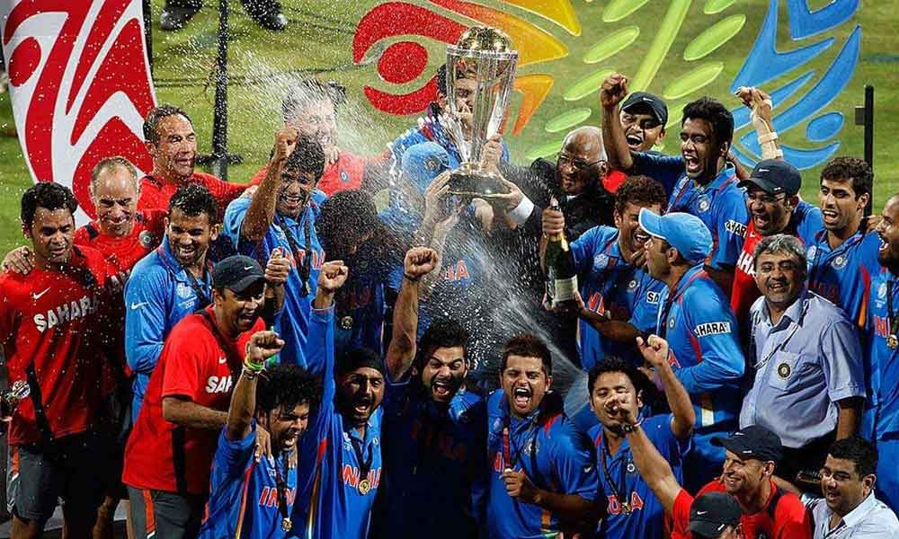 MS Dhoni led India to 2011 World Cup victory