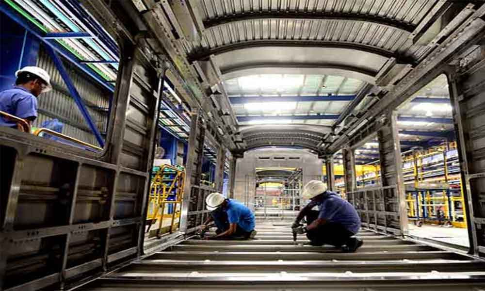IIP may contract in Feb, rebound in March