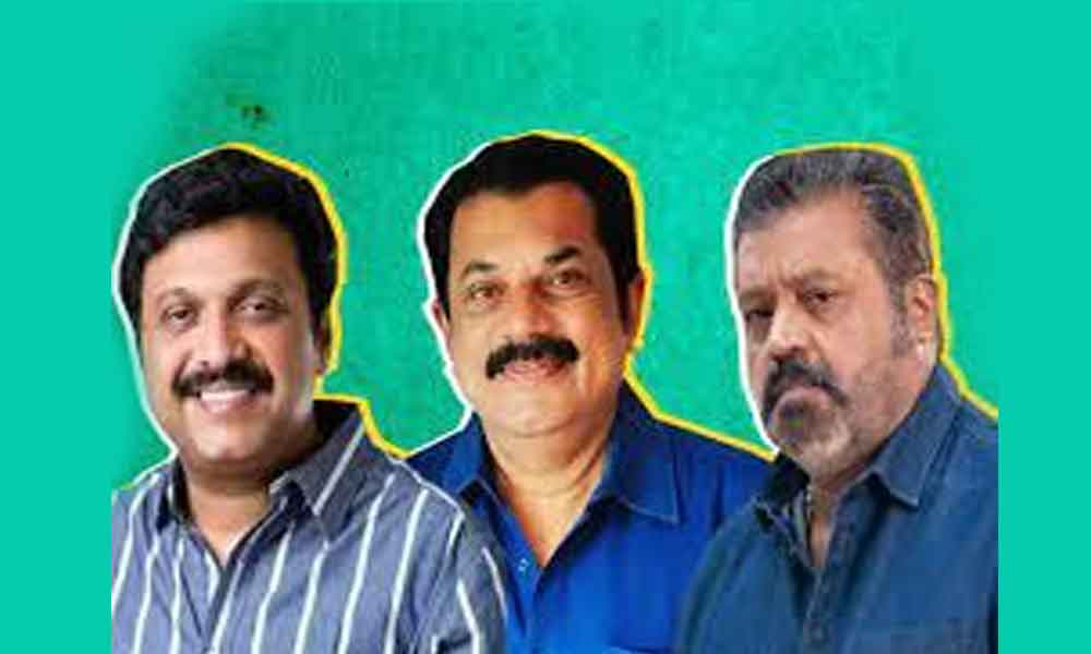 Political parties field actors, TV stars in Kerala