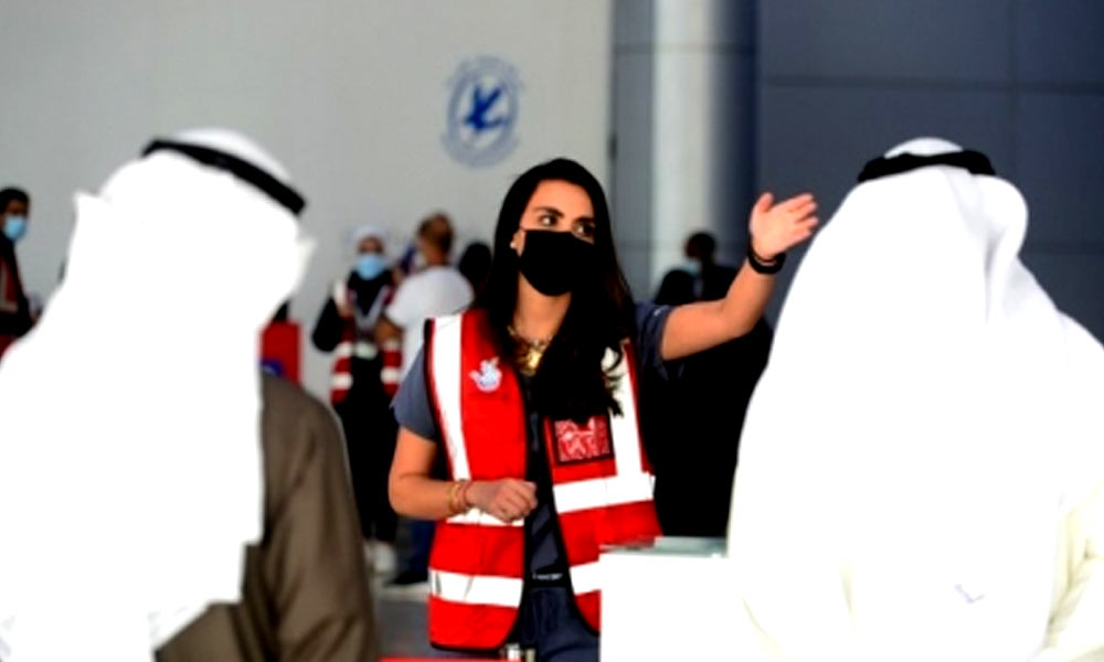 Kuwait reports 1,233 new Covid-19 cases, 234,754 in total