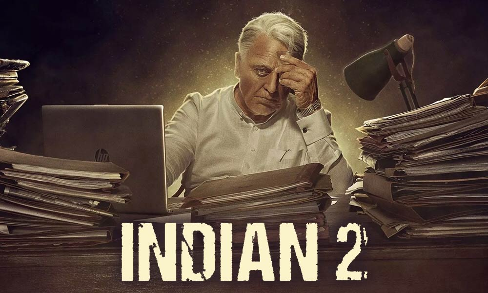 Shankar charges a bomb for Indian 2