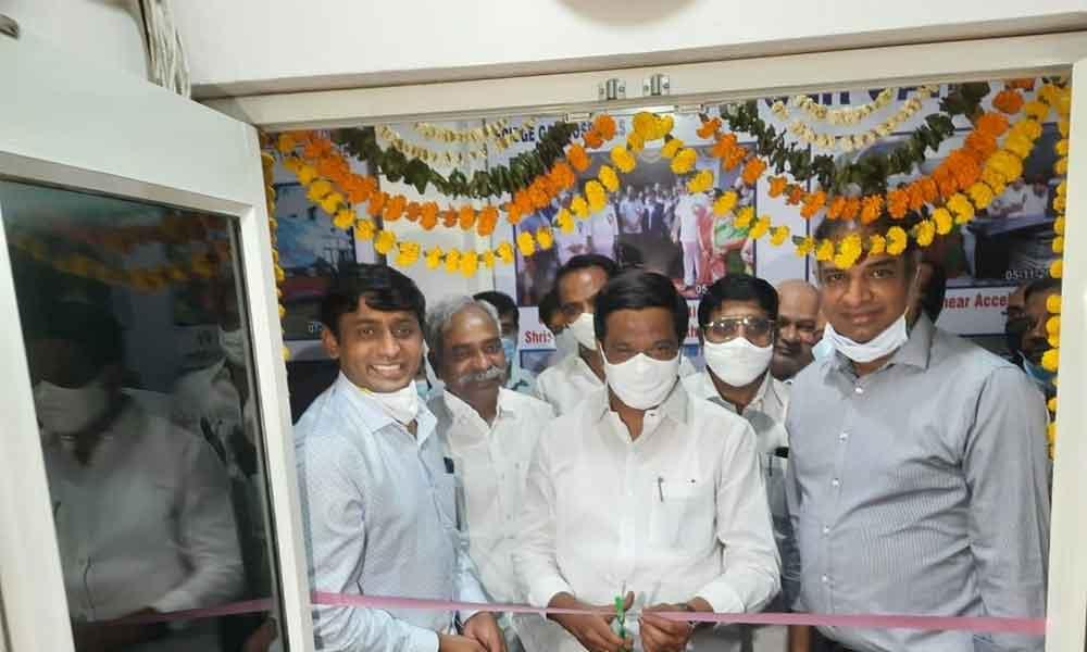 Bridge Gap Cancer Care Hospitals, a state-of-the-art cancer hospital, inaugurated by Sri Vemula Prasanth Reddy