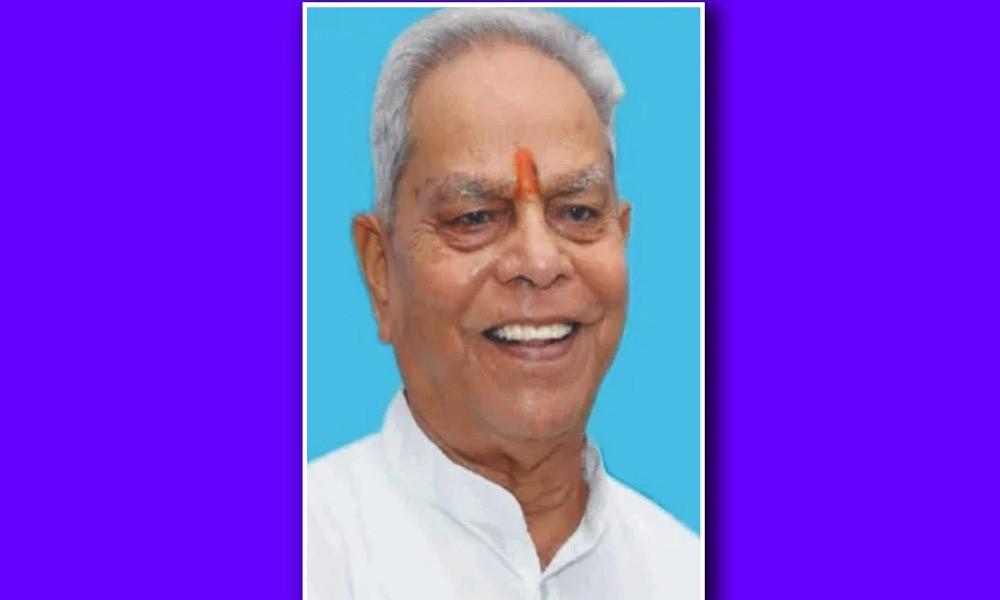 Former MP and senior Samajwadi Party (SP) leader, Bhagwati Singh