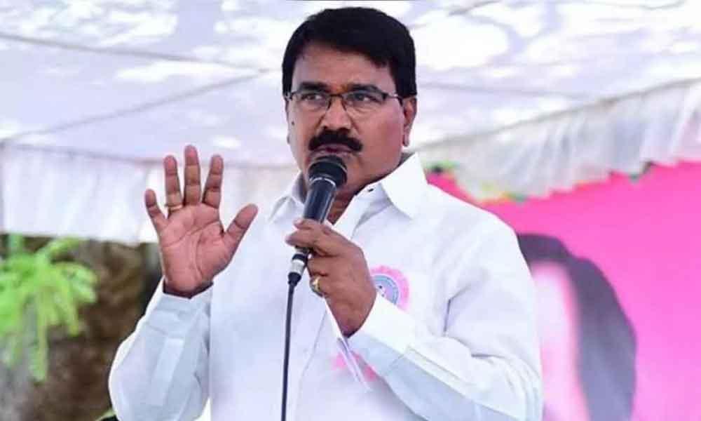 State Agriculture Minister S Niranjan Reddy