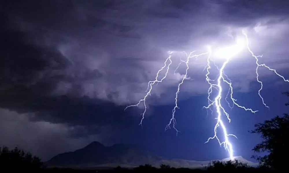 Thunderstorms to lash some districts today