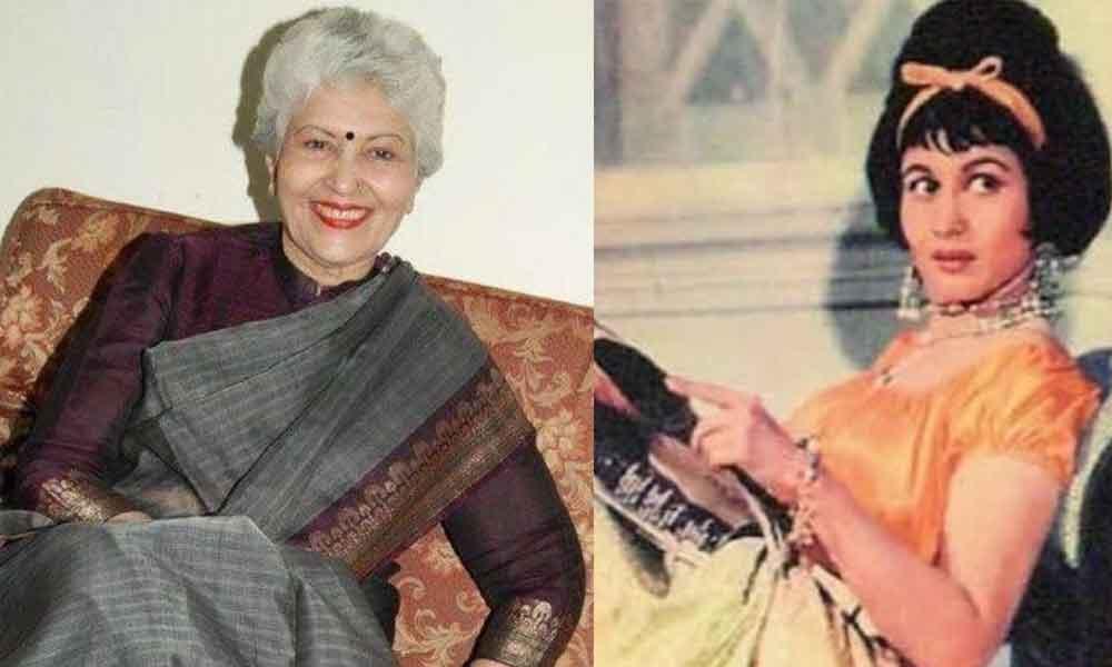 Veteran actress Shashikala dies at 88