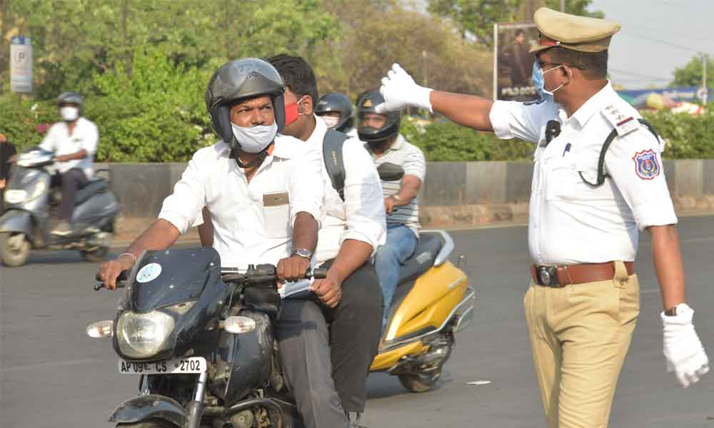 Pillion riders give tough time to bike taxis