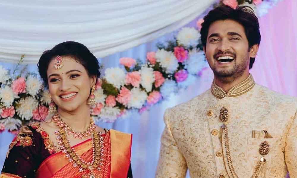 Lakshmi Baramma Actors Chandan Kumar And Kavitha Gowda Engaged