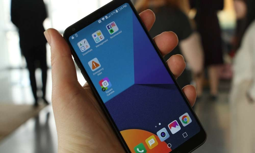 LG is closing its smartphone business