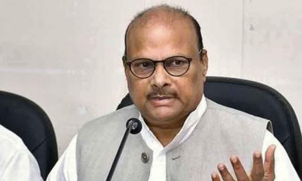 Photo of Amaravati : Yanamala Ramakrishnudu warns of negative economic growth