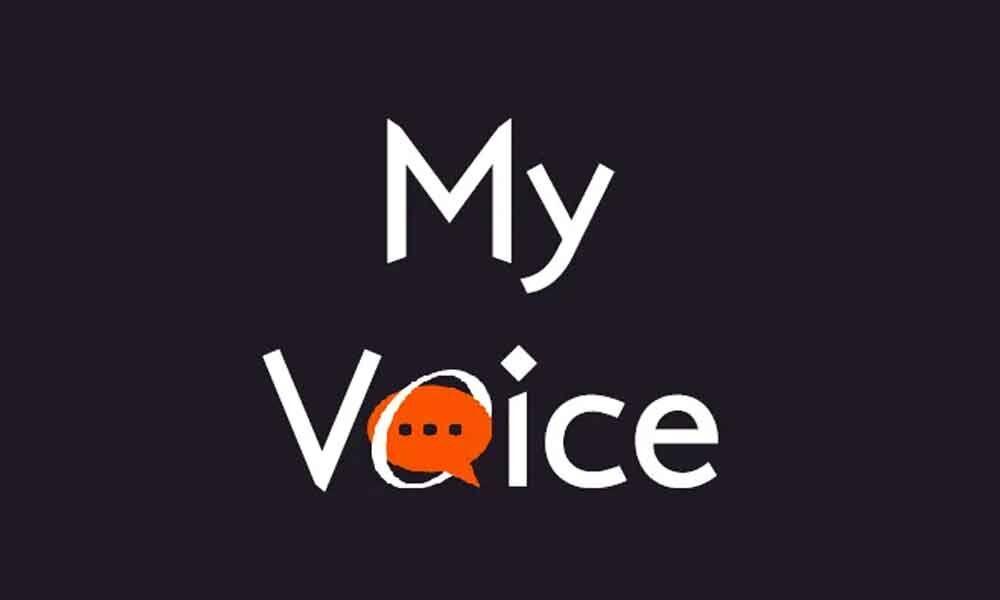 1112633 my voice.