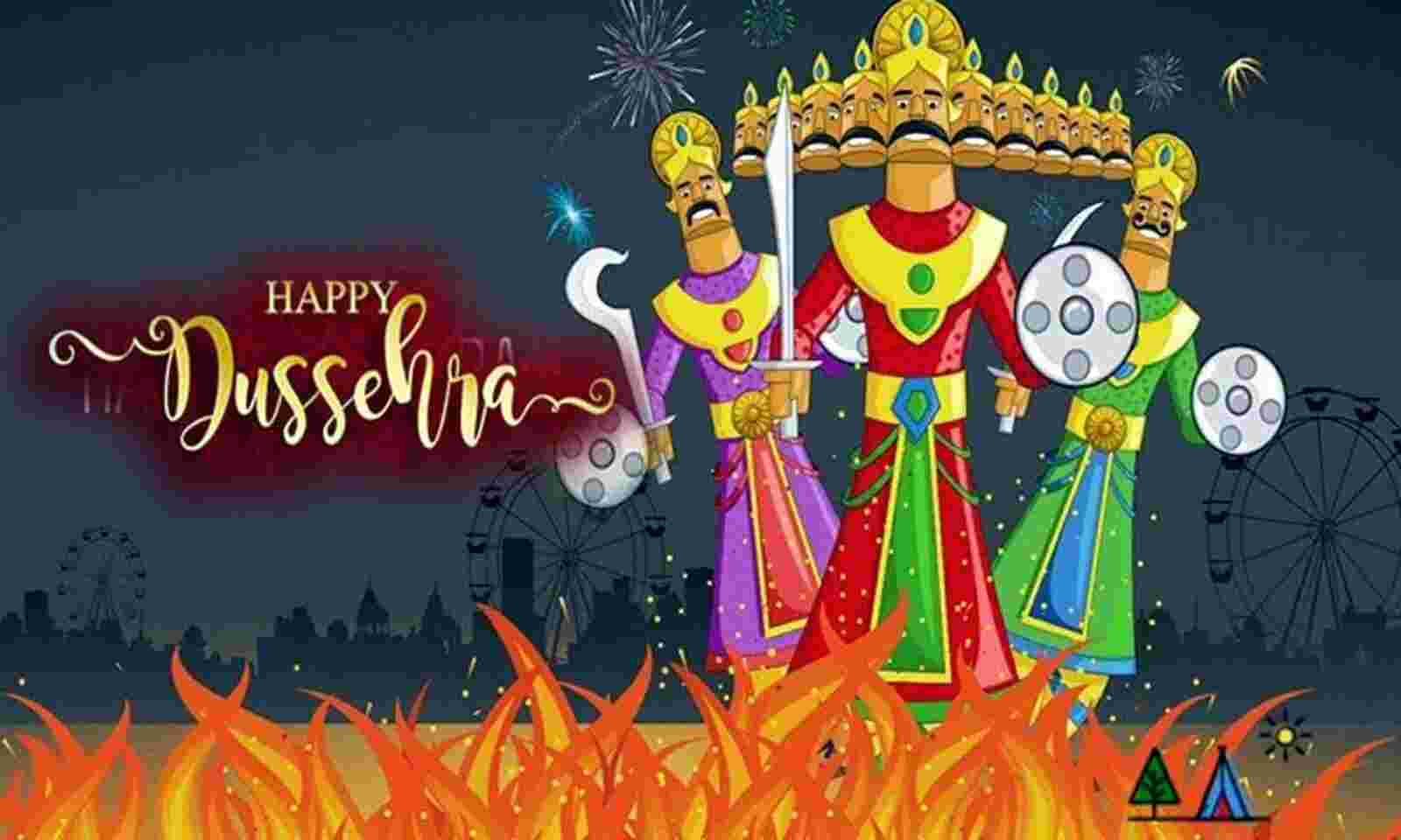 Happy Dussehra 2021: Wishes, Messages and WhatsApp Status to share with  your Loved Ones