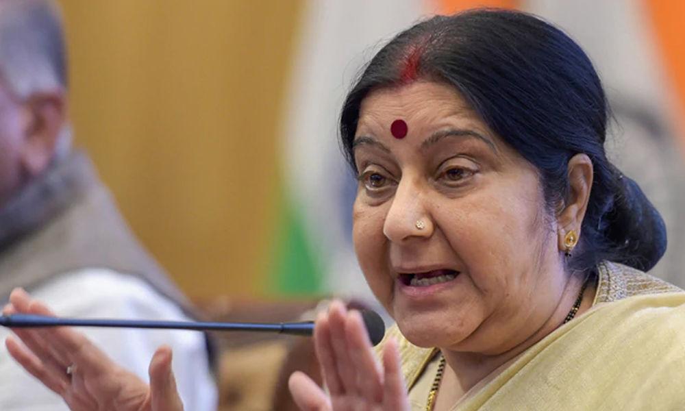 UN consultant among Indians killed in Ethiopian plane crash: Sushma Swaraj