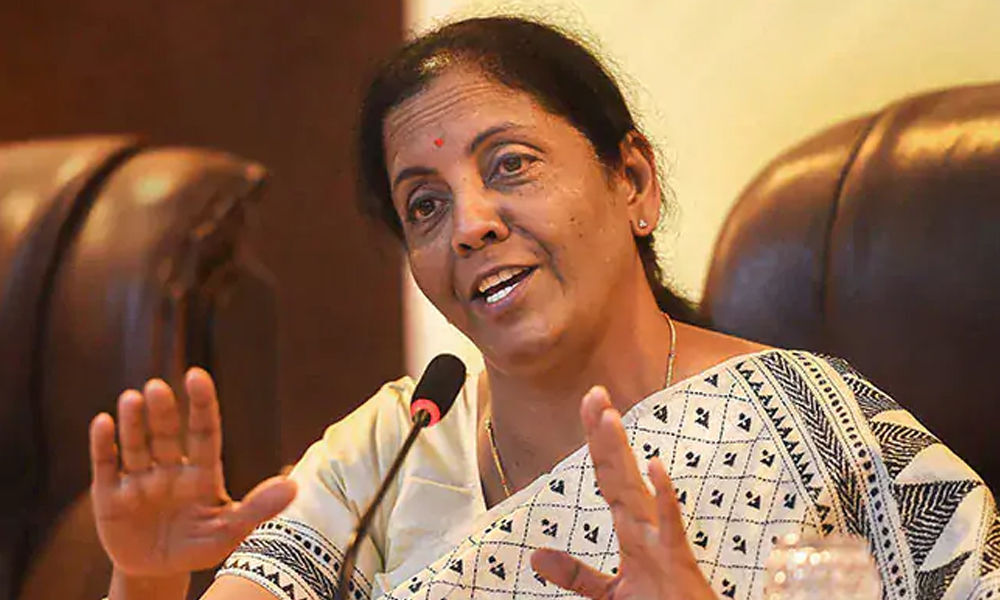 Nirmala Sitharaman says Social sector spending wont be hit
