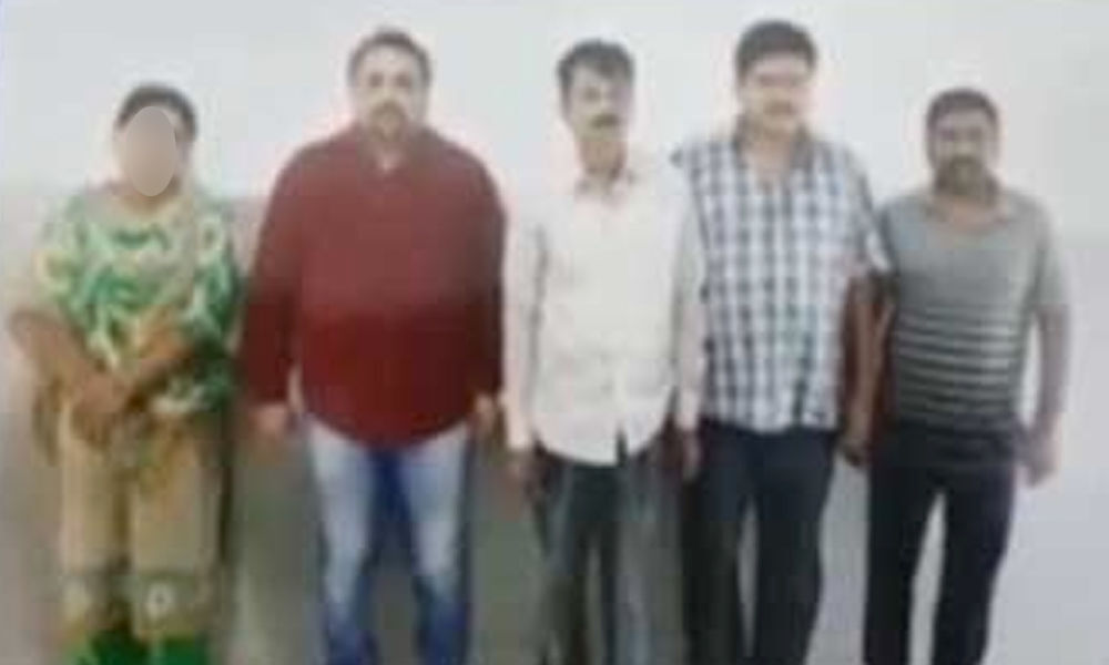 5 held for trying to sell slain gangster Nayeems benami properties