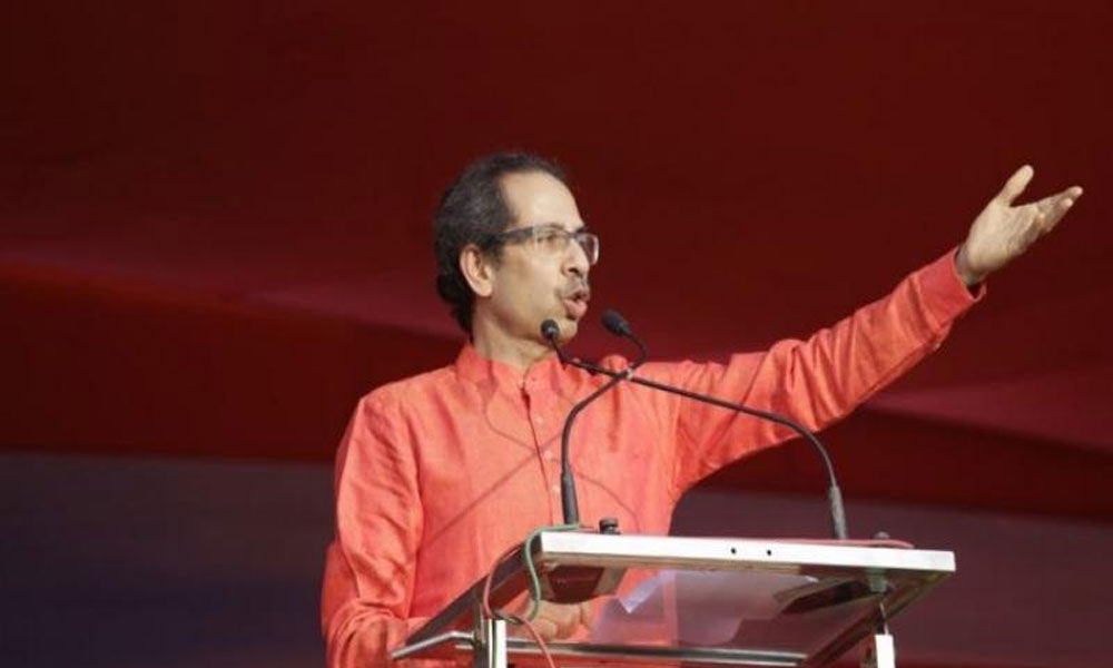 Sena attacks BJP, says patriotism not the monopoly of a single party