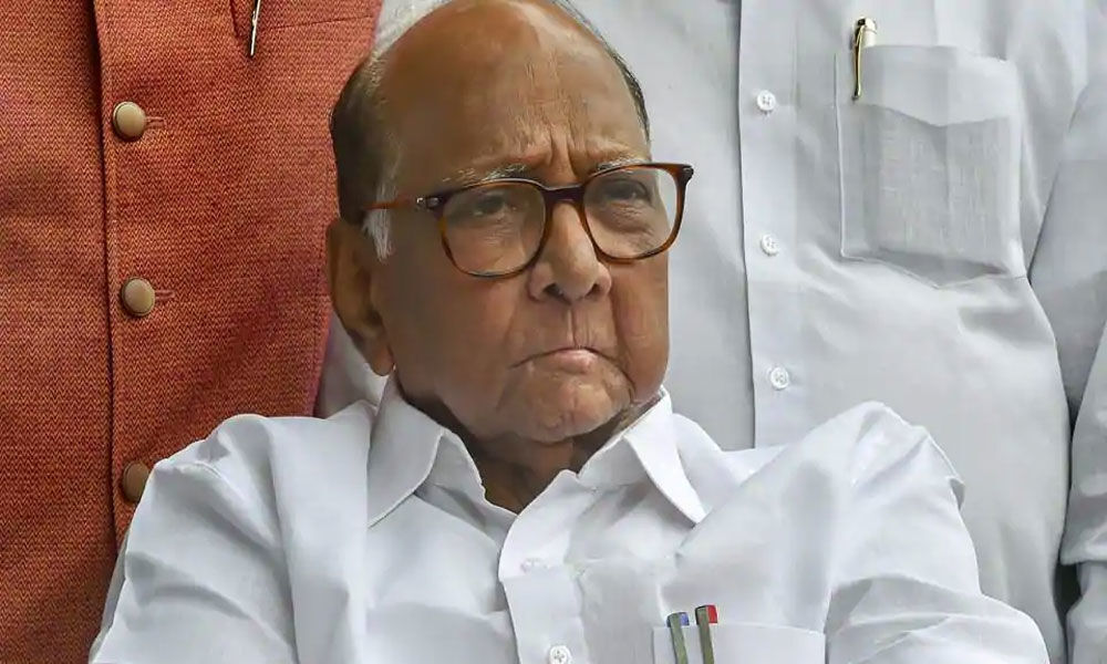 Sharad Pawar not to fight Lok Sabha polls