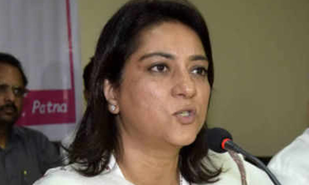 Priya Dutt to contest in the 2019 Lok Sabha polls