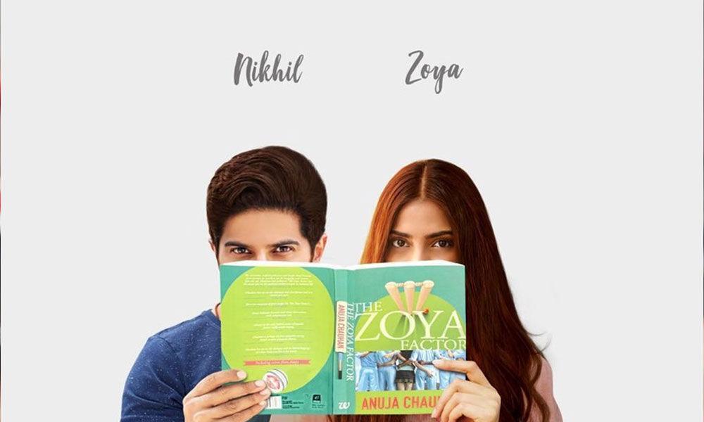 Zoya Factor Starring Sonam Kapoor And Dulquer Salmaan, Releases In June