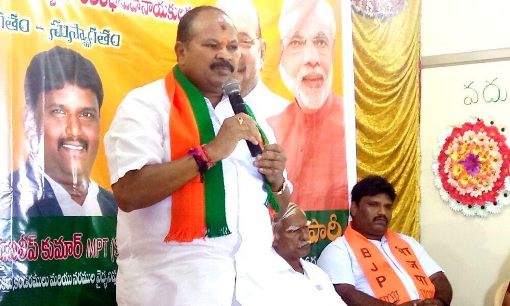BJP win must for development