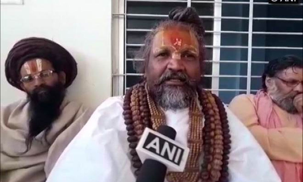 Computer Baba appointed head of river trust in MP