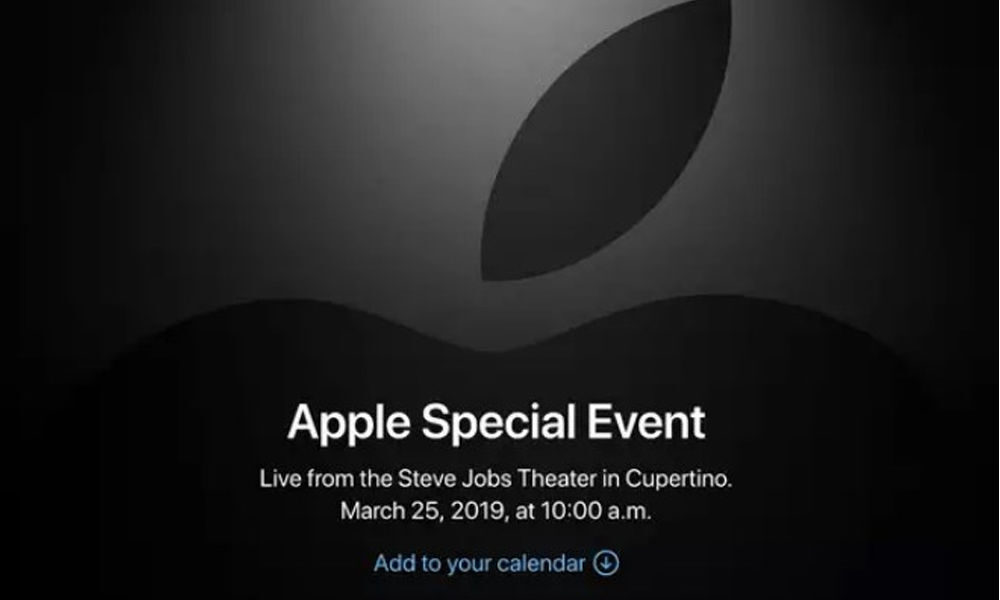 Apple to unveil video streaming service on March 25