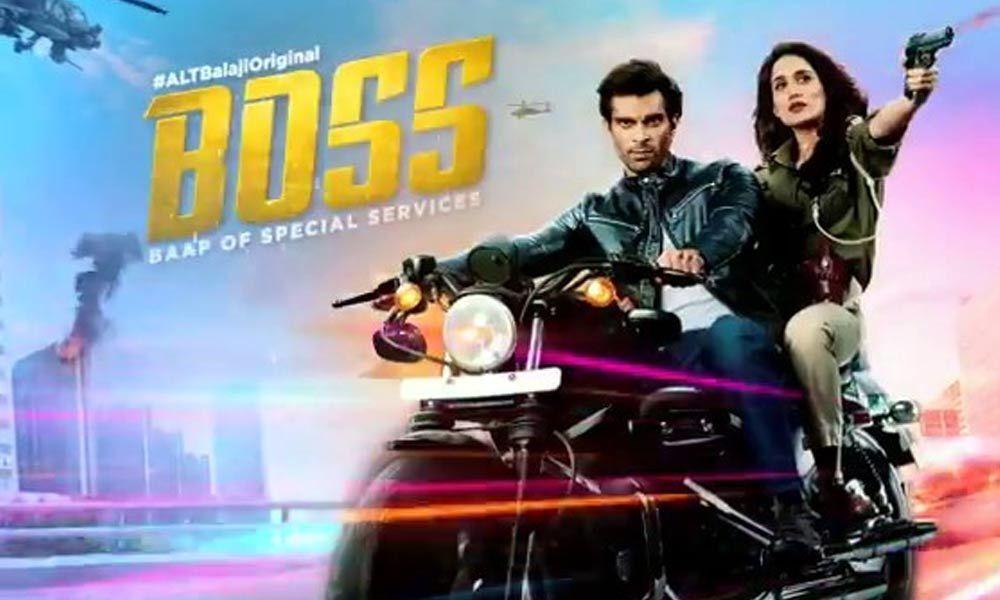 ALT Balaji Presents Boss, Starring Karan Singh Grover And Sagarika Ghatge