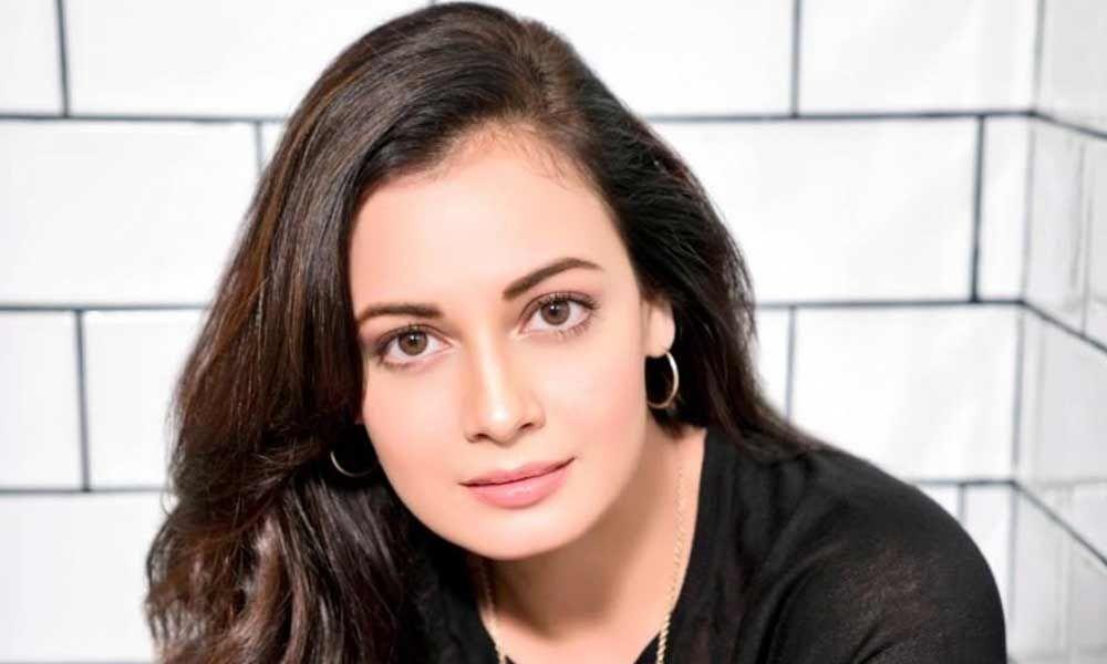 Women can make their travel plans: Dia Mirza