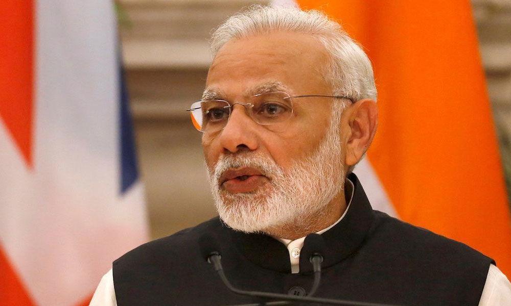 Modi to address 4 poll meets in TS