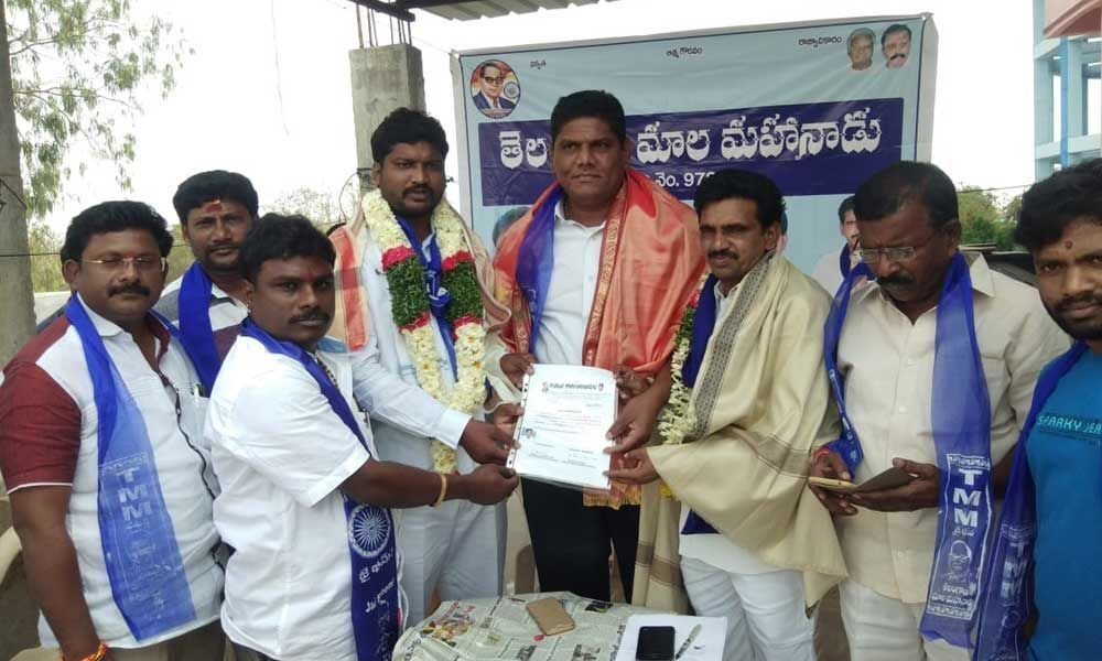 Mala Mahanadu ready for polls in AP, TS