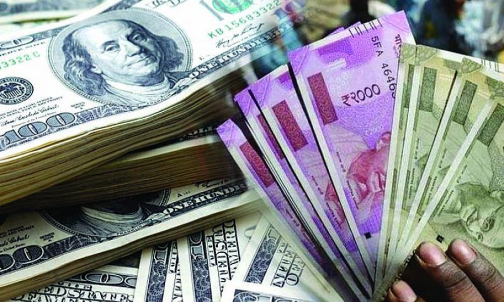 Rupee rises by 8 paise against dollar in early trade