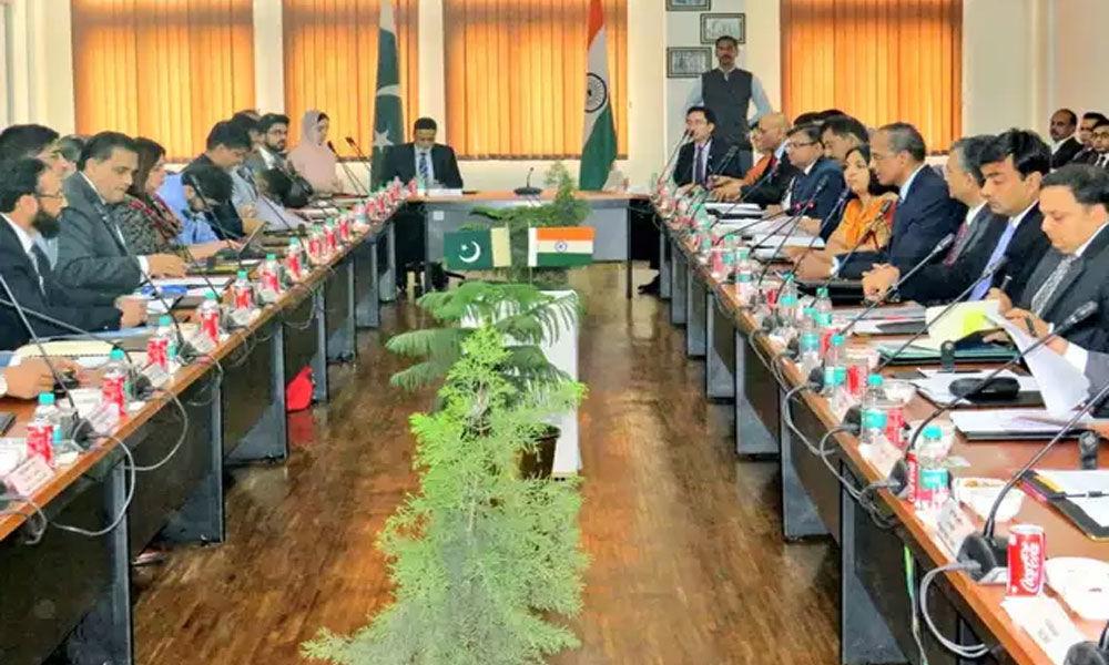 India-Pakistan Kartarpur meet underway