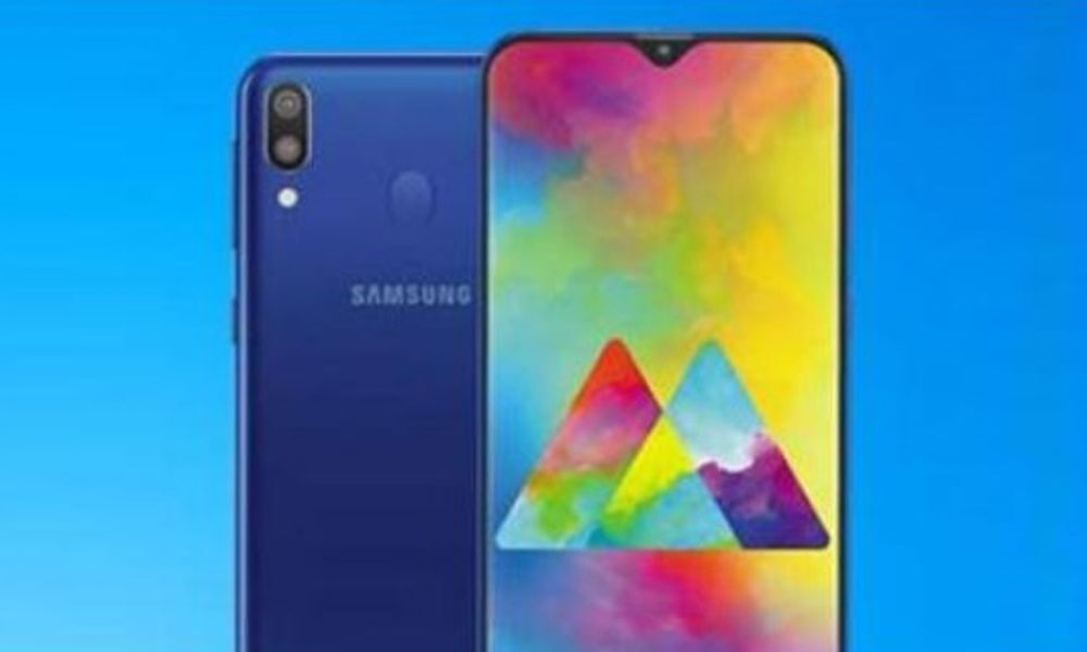 Samsung Galaxy M20 is available on Amazon from today