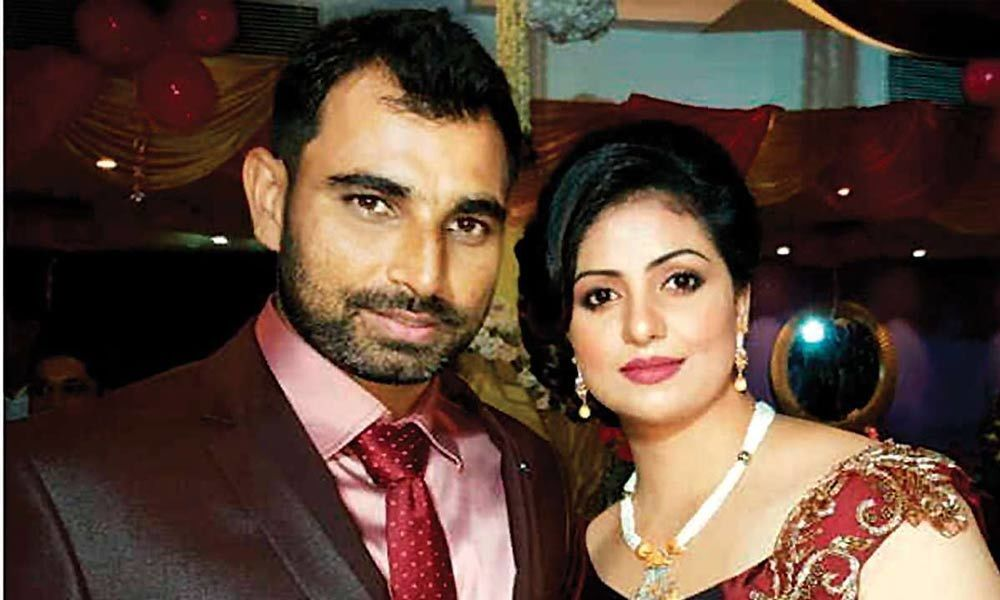 Pacer Mohammed Shami slammed with a chargesheet by estranged wife
