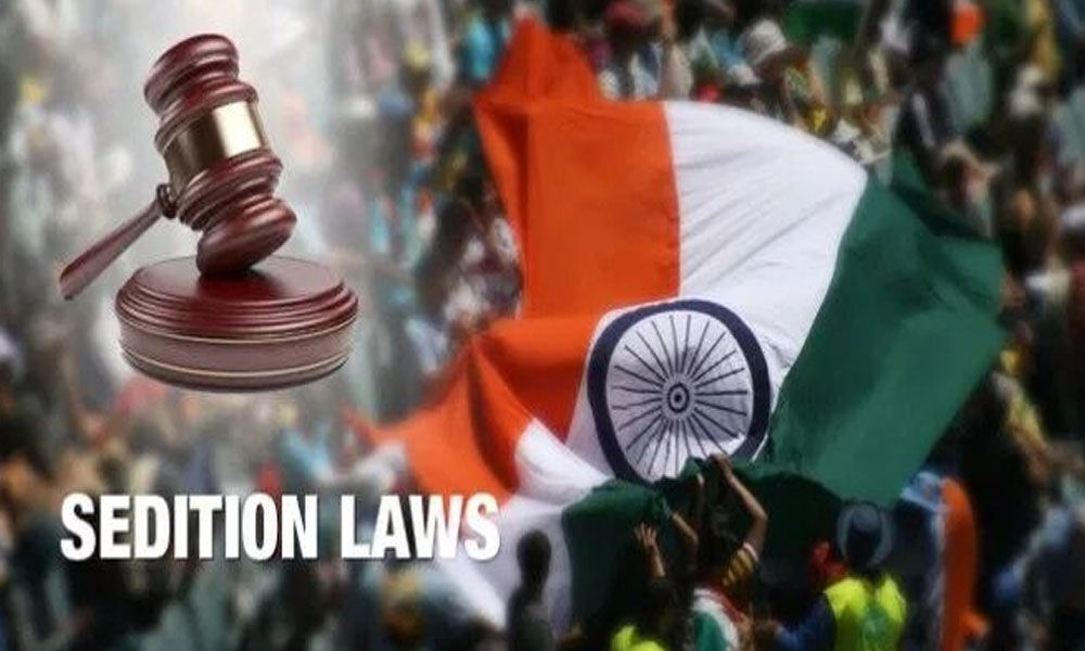 Congress scoring brownie points over sedition law