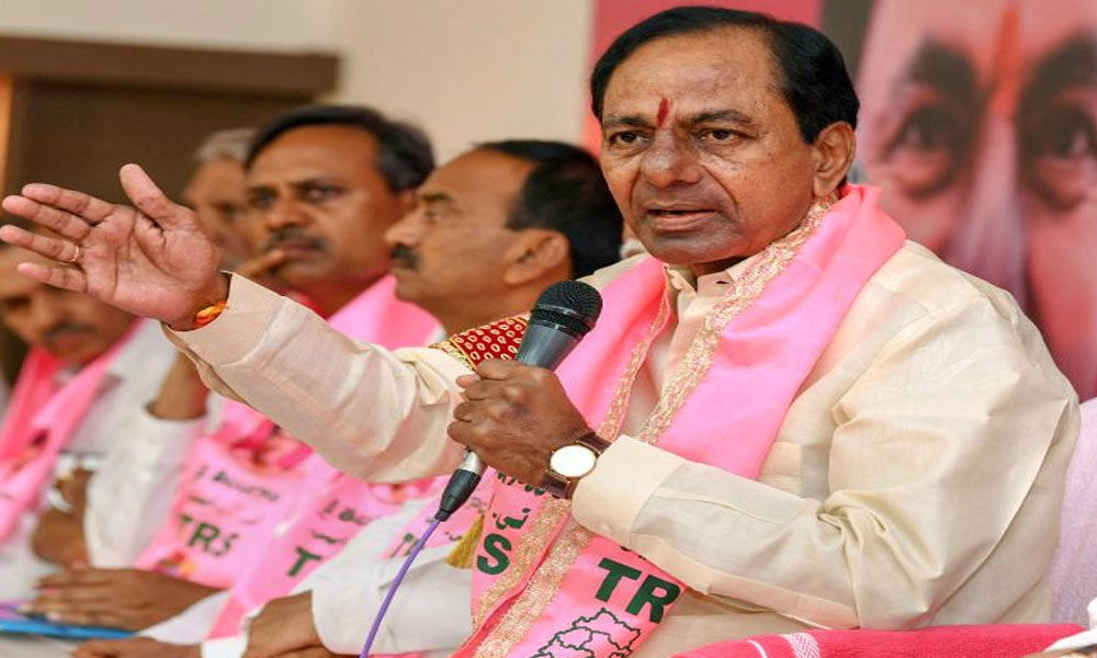 KCR can help AP if he wants to
