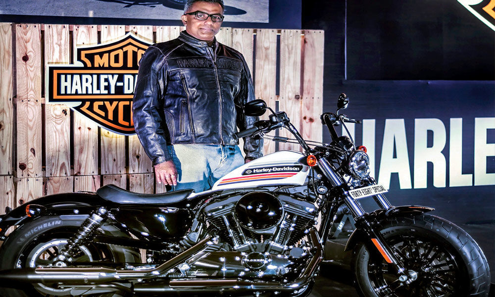 Harley-Davidson bets big on big bike segment in India