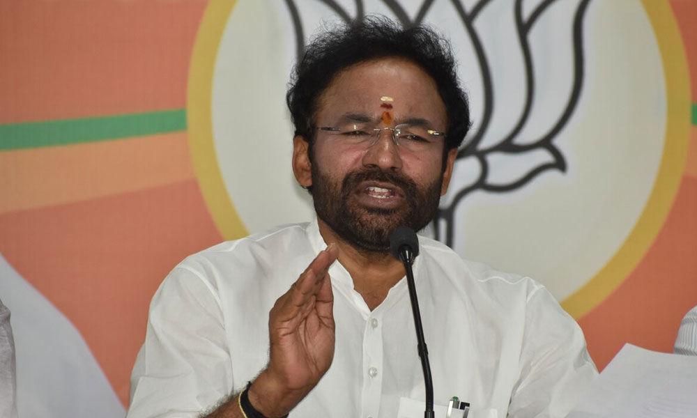 Dattatreya, Kishan Reddy compete for BJP ticket