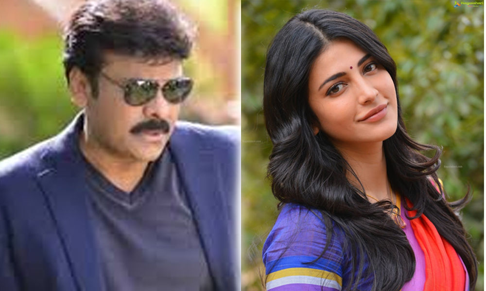 Mega Star to romance Pawan