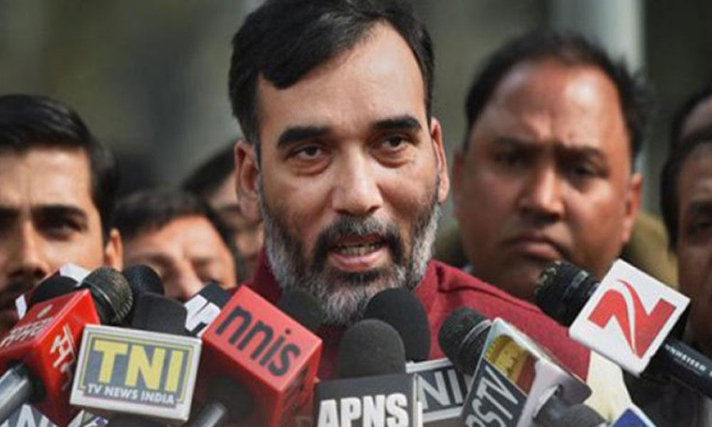 Late for alliance now: AAP after Congress seeks feedback from workers