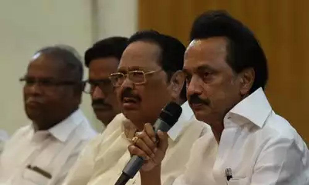 DMK-led Front announces constituencies for LS polls