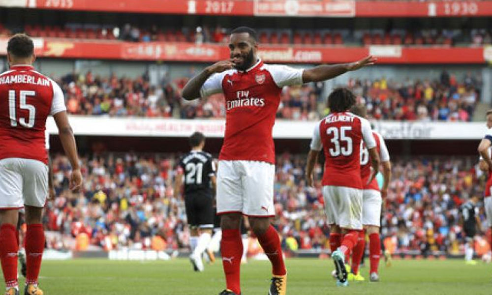 Football Association (FA) charges Arsenal over pitch invasion