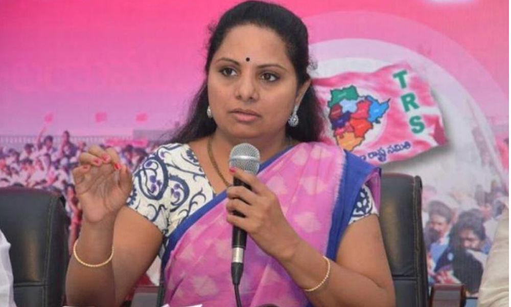 Nine states copied Rythu Bandhu scheme: MP Kavitha